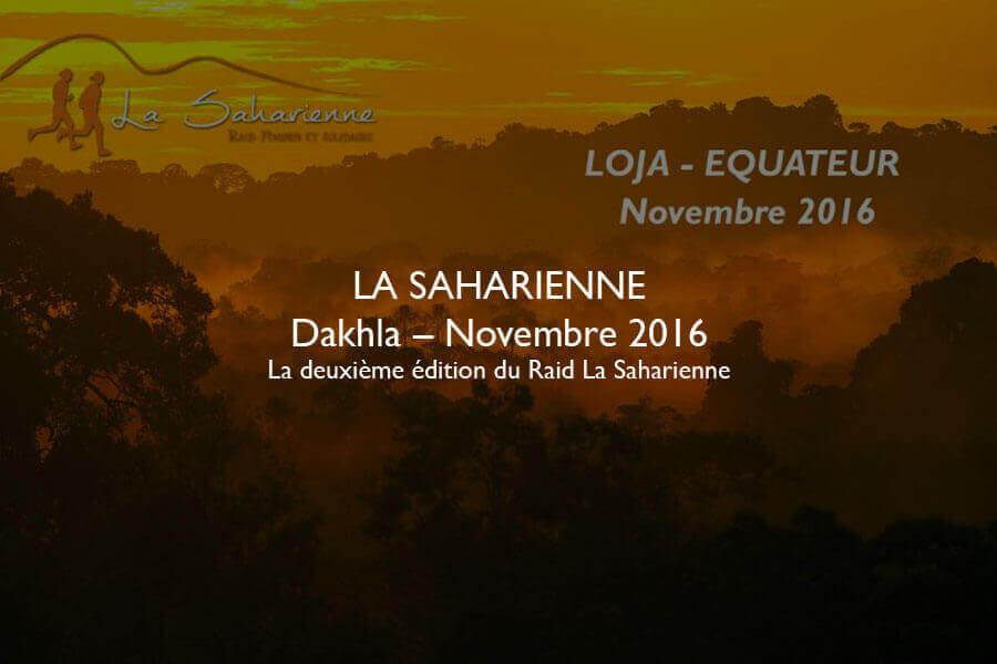 La deuxième édition du Raid La Saharienne