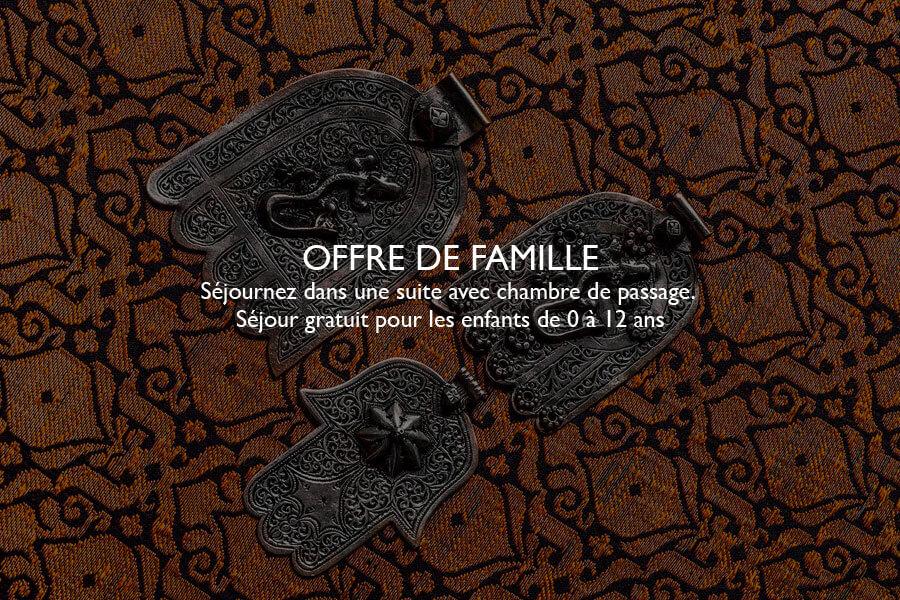 OFFRE DE FAMILLE