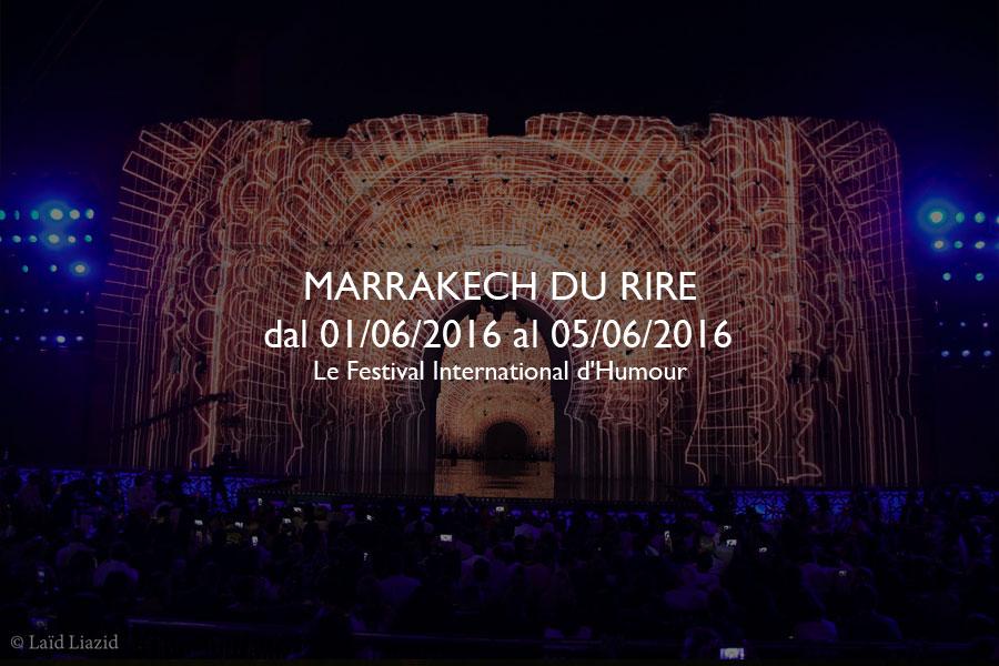 Marrakech du Rire