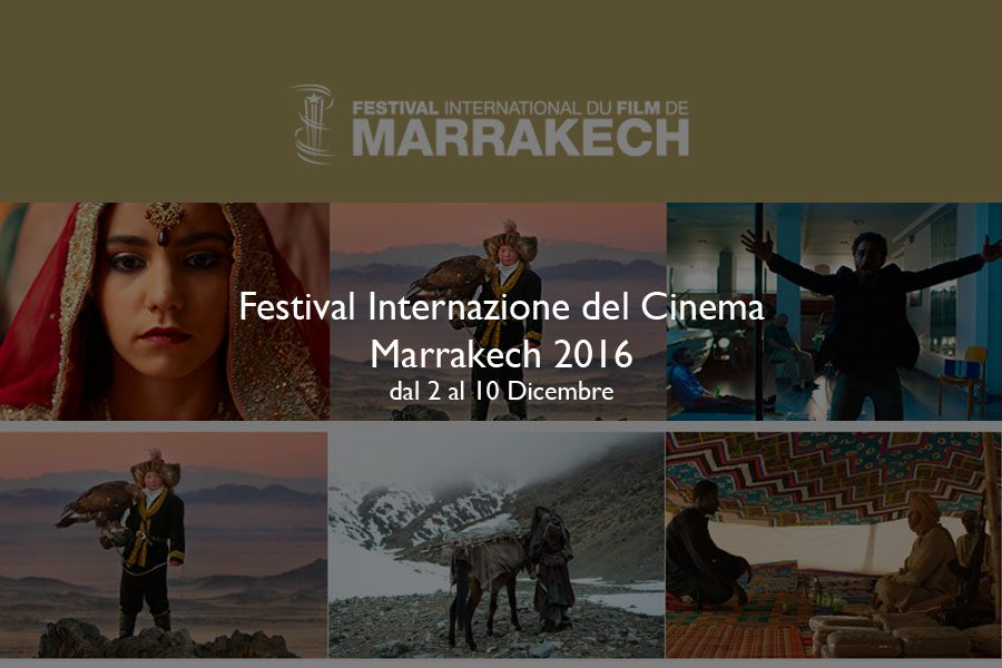 Marrakech Film Festival 2016