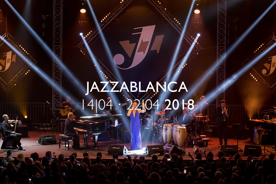 JAZZABLANCA 14-22 Aprile 2018